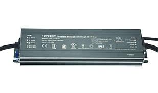 """Блок живлення імпульсний PROLUM Slim 200W 12V (IP67, 16,7 А) Series """"WPS"""""""