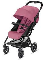 Детская прогулочная коляска Cybex Eezy S+ 2 Magnolia Pink purple