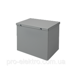 Аккумуляторный корпус 12V 60 Ah / 24V 30 Ah металл