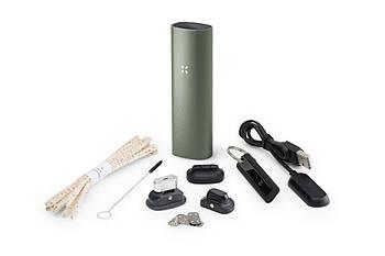 Вапорайзер PAX 3 Complete Kit Sage зеленый матовый