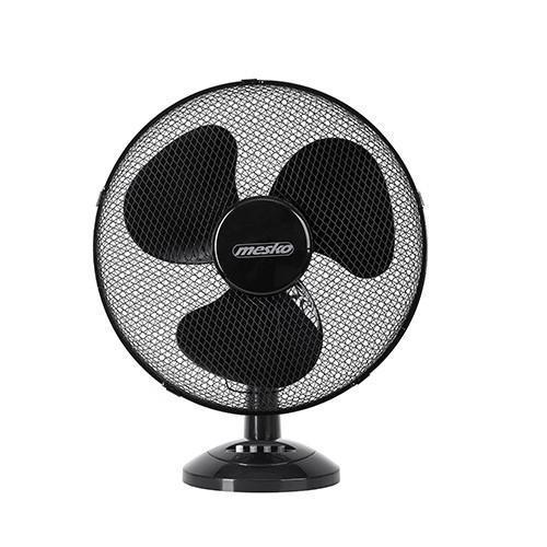 Настільний вентилятор Mesko MS 7308 діам 23см, потужність 45вт