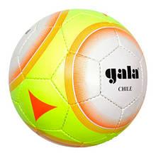 Мяч футбольный Gala Сhile размер 5 бело/салатовый (BF5283SC)