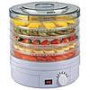 Електрична сушилка для фруктів и овочів DRY FIT 01 SMX електросушилка дегідратор