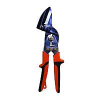 Ножницы по металлу сильно гнутые, 250 мм, прямой рез 31-065 Neo
