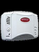 Сигнализатор газов с аккумулятором и с выходами на клапан 12В 220В, фото 1