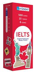 Картки для вивчення англійських слів. IELTS. (english-english)
