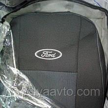 Авточехлы FORD Fiesta  с 2002-2010 гг.