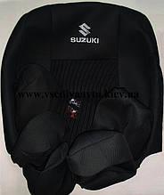 Авточехлы SUZUKI SX4 (хетчбек) с 2006-2013 гг.