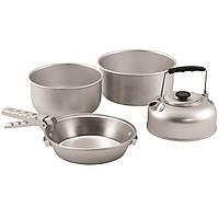 Набор посуды Easy Camp Adventure Cook Set M Silver (580038)