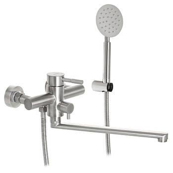 Змішувач для ванни нержавійка 006 MI2825 SUS Mixxus
