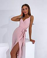 """Сукня жіноча молодіжне на запах, розміри S-L (8цв) """"IRINA"""" купити недорого від прямого постачальника"""