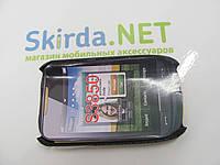 Накладка Samsung Corby II (S3850) в сетку черная