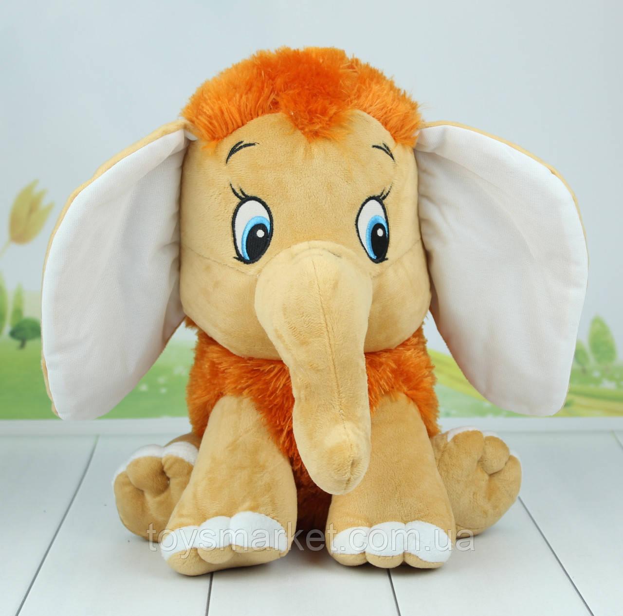Мягкая игрушка Мамонтенок, 30 см.