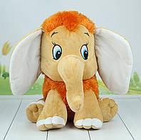 Мягкая игрушка Мамонтенок, 30 см., фото 1