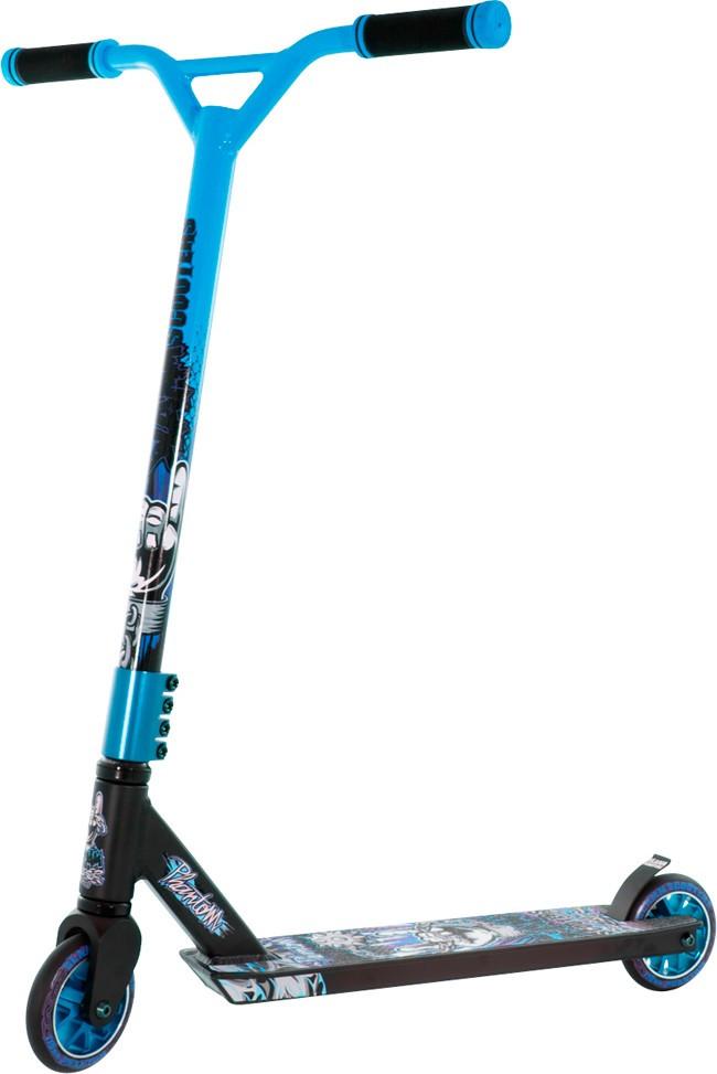Самокат Slamm Scooters Phantom SL420 Blue