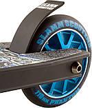 Самокат Slamm Scooters Phantom SL420 Blue, фото 3