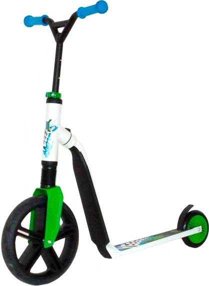 Самокат Scoot And Ride Highway Ganster 2-in-1 White/Green/Blue (961516)