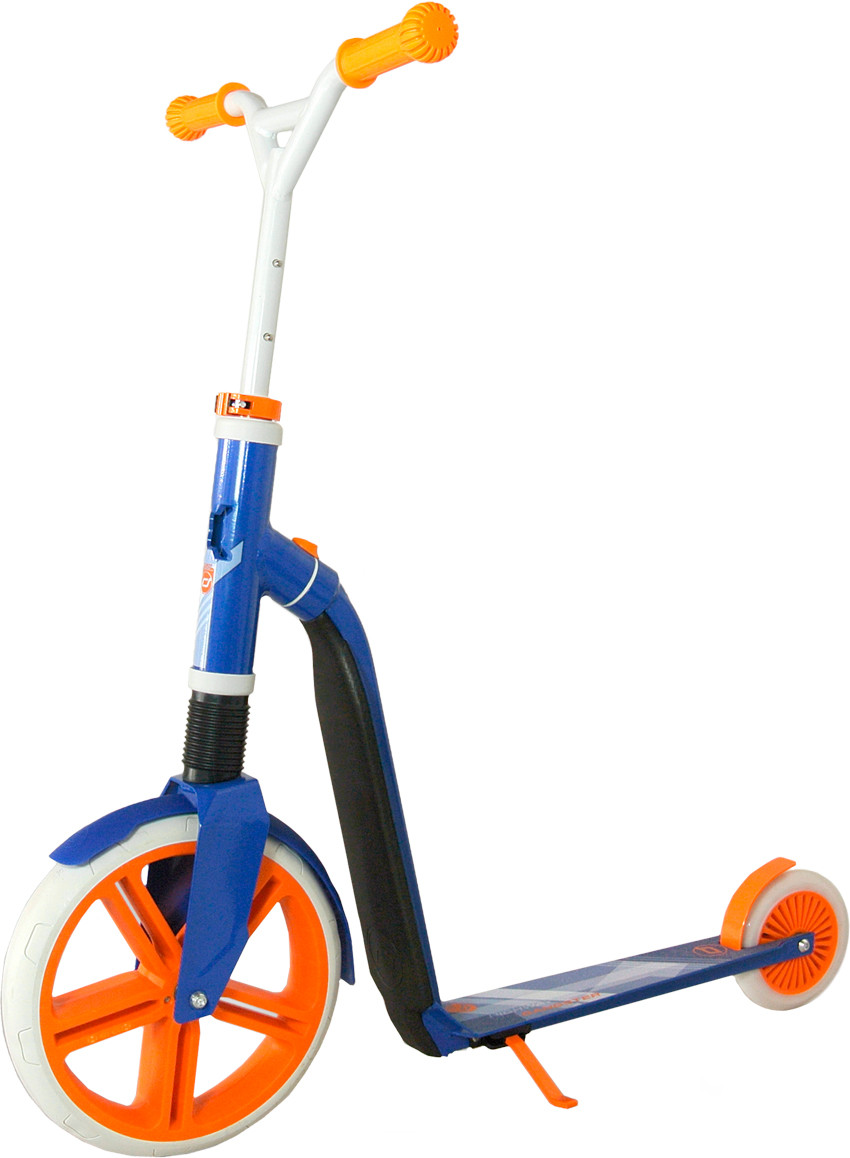 Самокат Scoot And Ride Highway Ganster 2-in-1 Blue/White/Orange (961523)