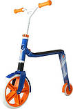 Самокат Scoot And Ride Highway Ganster 2-in-1 Blue/White/Orange (961523), фото 2