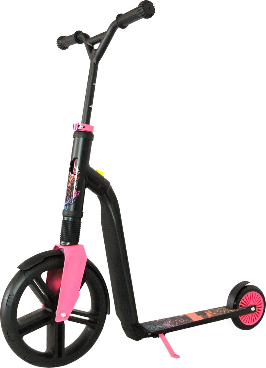 Самокат Scoot And Ride Highway Ganster 2-in-1 Black/Pink/Blue (961530)