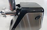 М'ясорубка з соковижималкою для томатів Domotec MS-2023, фото 8