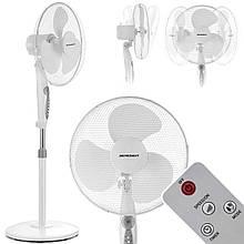 Вентилятор Berdsen BD-551 WHITE з пультом