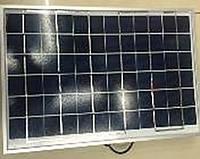 Солнечная панель 10-W 36х24 солнечная батарея, 10 w 12 V Солнечная панель 36х24