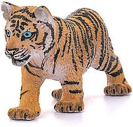 Schleich 14730 фигурка тигренок  Tiger Cub