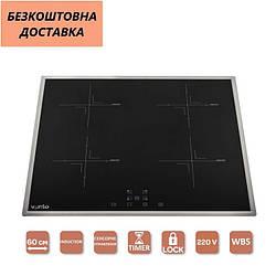 Варочная поверхность Ventolux VI 64 TC X Индукционная Черная