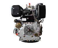 Двигатель Weima WM 195 FE 531cc, дизельный, 15 л.с., шпонка 25 мм НОВИНКА!!!, фото 1