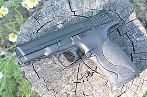 Пневматичний пістолет KWC KM48 метал