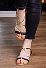 Женские босоножки Fashion Arrura 1640 38 размер 24,5 см Черный, фото 6