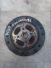 Диск зчеплення Volkswagen Polo Valeo 030 032 141
