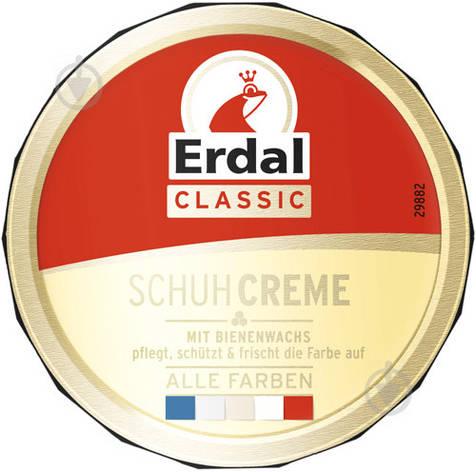 Крем ERDAL для обуви 75 г бесцветный, фото 2