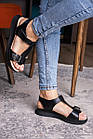 Жіночі сандалі Fashion Bruno 3027 36 розмір, 23,5 см Чорний, фото 5