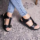 Жіночі сандалі Fashion Bruno 3027 36 розмір, 23,5 см Чорний, фото 6