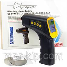 Толщиномер лакокрасочных покрытий GL-PRO-2-F (0 мкм до 2000 мкм)