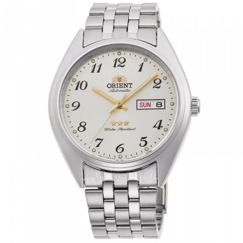 Часы ORIENT 3 STARS RA-AB0E16S19B