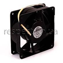 Осьовий високотемпературний вентилятор (150 м3/год)