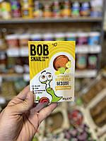 Мармелад Bob-Snail без сахара Яблоко-Груша-Апельсин 54 грамма