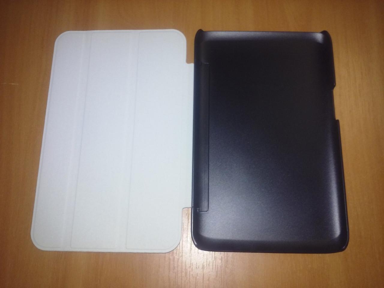 Чехол-книжка Lenovo A1000 / A1010 / A1020 оригинальный черный