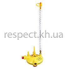 Регулятор тиску води аналог LUBING (з промиванням) трехлучевое кріплення