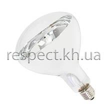 Лампа інфрачервона R125 100 Вт білий. LO