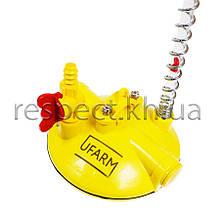Регулятор тиску води кінцевий Ufarm (без промивки)