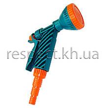"""Пістолет для поливу з фіксатором (""""душ"""")"""