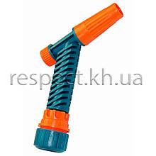 """Пістолет з регульованим розпилювачем (цанга 3/4"""") для поливу"""