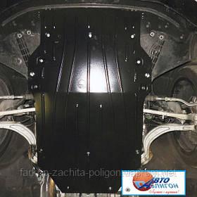 Защита картера AUDI A6 с 2019 г.
