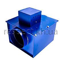 Канальний димосос для котлів, камінів, печей (156 м3/год)