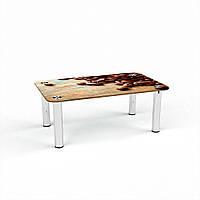 Стол журнальный БЦ-стол Прямоугольный Coffee (430 x 700 x 450)