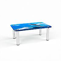 Стол журнальный БЦ-стол Прямоугольный Dolphin (430 x 700 x 450)